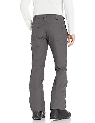 Volcom Men's Klocker Tight Fit Snowboard Pant, DARK GREY, XL image https://images.buyr.com/zrsrPjxrad5nVjOrT76JNA.jpg1